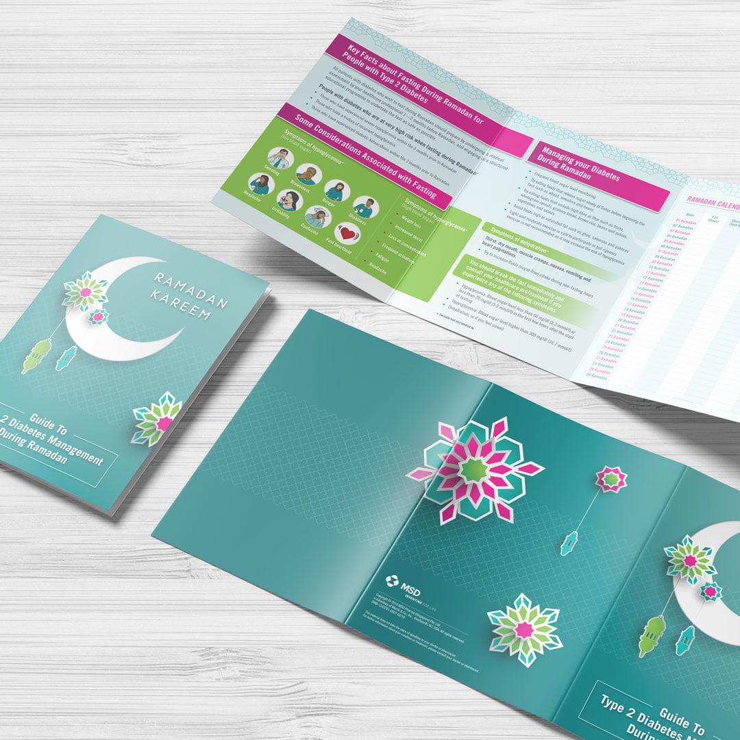 MSD - Patient Brochure for Type 2 Diabetes Management during Ramadan