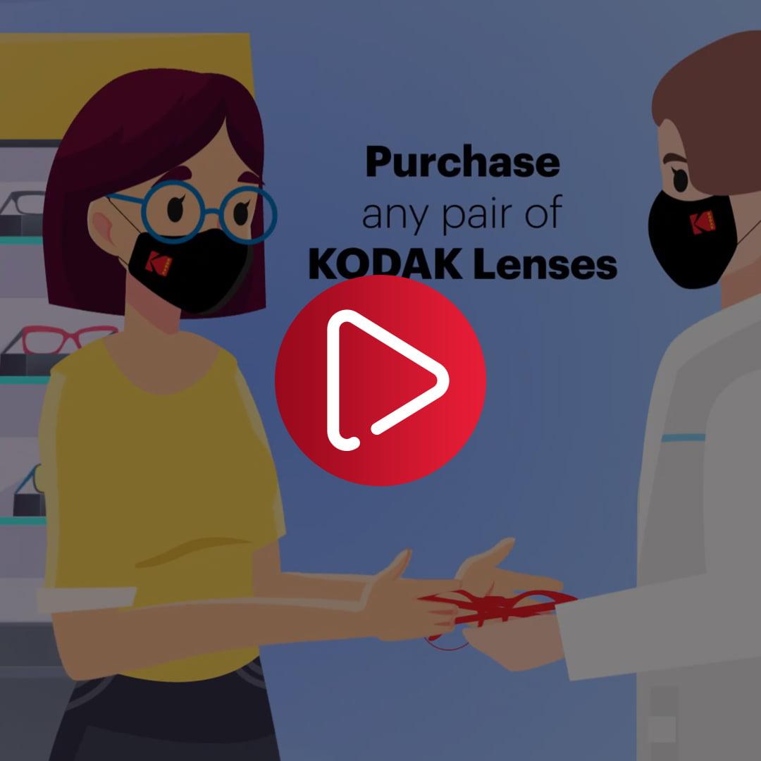 Kodak Lens - Social Media Post Contest