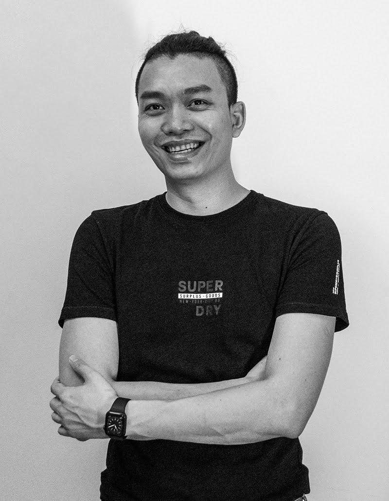 CHAN - Art Director cum Digital Head